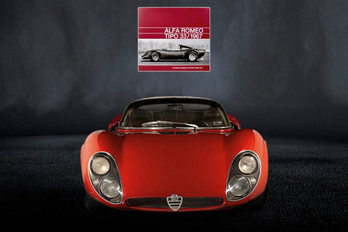 Buch – Alfa Romeo Tipo 33 / 1967