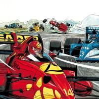Comic – Michel Vaillant – Der Herr der Welt