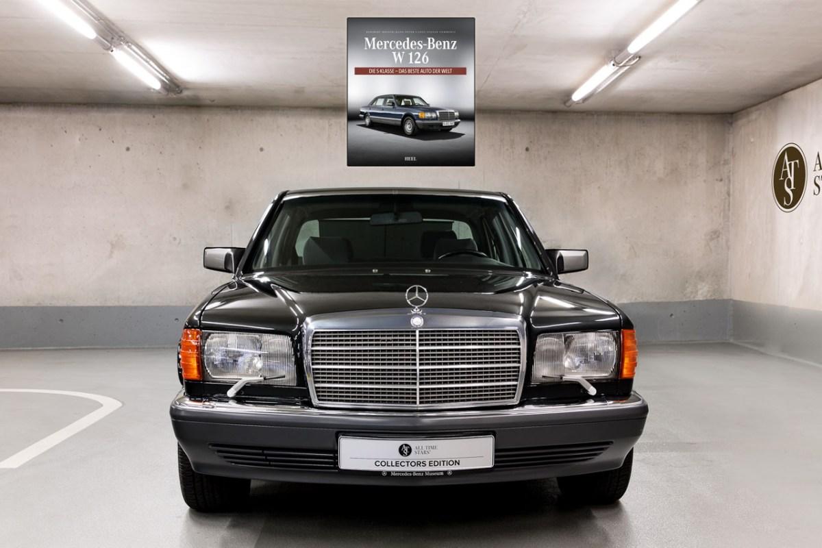 Buch – Mercedes-Benz W 126