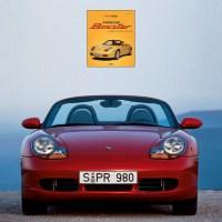 Buch – Porsche Boxster