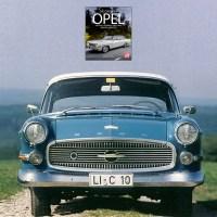 Buch – Die großen Opel