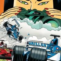 Comic – Michel Vaillant – Sponsor