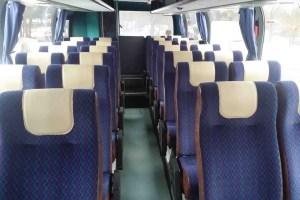 Autobusa noma, bus rent – NEOPLAN