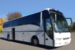 Autobusu noma, bus rent – DAF 49 seats