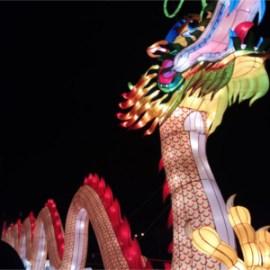 Gaismas festivāls Lielās Ķīnas laternas Lietuvā ekskursija