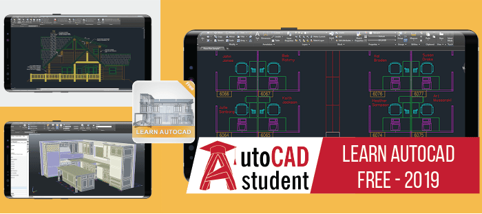 Learn AutoCad - Free - 2019