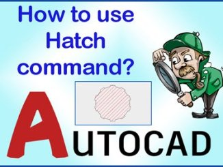 AutoCAD Hatch