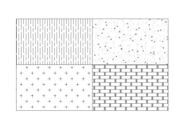 Some free patterns