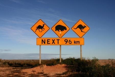 Australia-Street-Signage