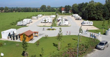 autocamper Autocamper stellpladser Tyskland