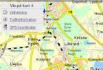 Online Ruteplanlægning