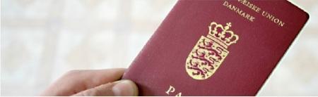 pas og visum australien