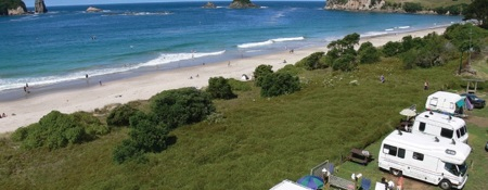 autocampr camping New-Zealand