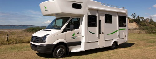 KEA Autocamper 6 personer