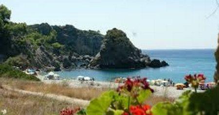 Andalusien i det sørlige Spanien
