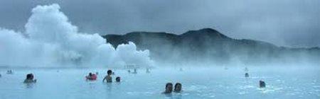 Autocamper leje Island