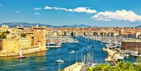 Fiskemarkedet i Marseille