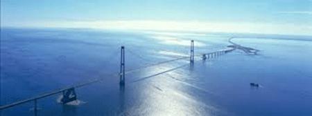 Storebæltsbroen autocamper