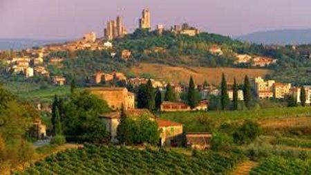 Autocamper Ferie Toscana