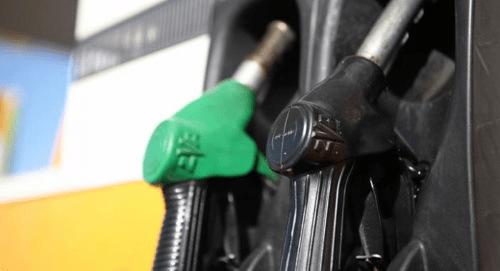 benzinpriserne i Danmark, Danmark,Dieselprise, dieselpriserne