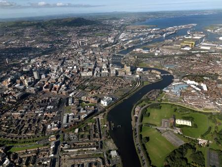 Belfast leje autocamper