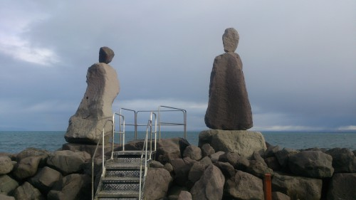 Keflavik. Leje AutocamperKeflavik, Island