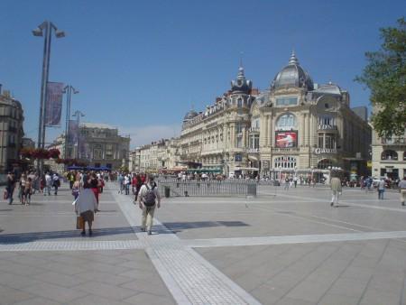 Montpellier - Leje autocamper Montpellier, Frankrig