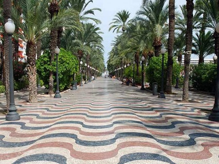 Autocamper udlejning Alicante, Spanien