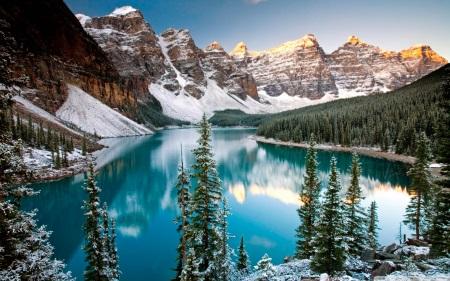 Billig autocamper leje i Canada