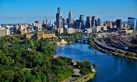 Leje autocamper Philadelphia USA