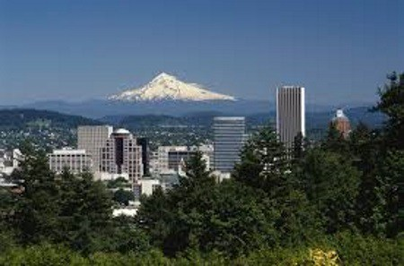 Leje autocamper Portland USA