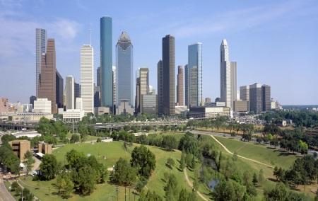 Leje autocamper Houston Texas USA