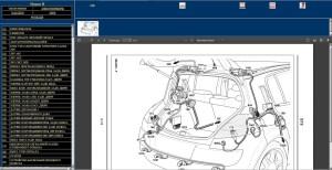 Renault EWD  Дилерское руководство по электрике на