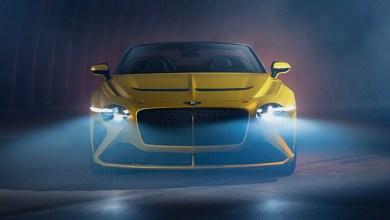Photo of Bentley beautiful roadster design;Bentley Mulliner Bacalar