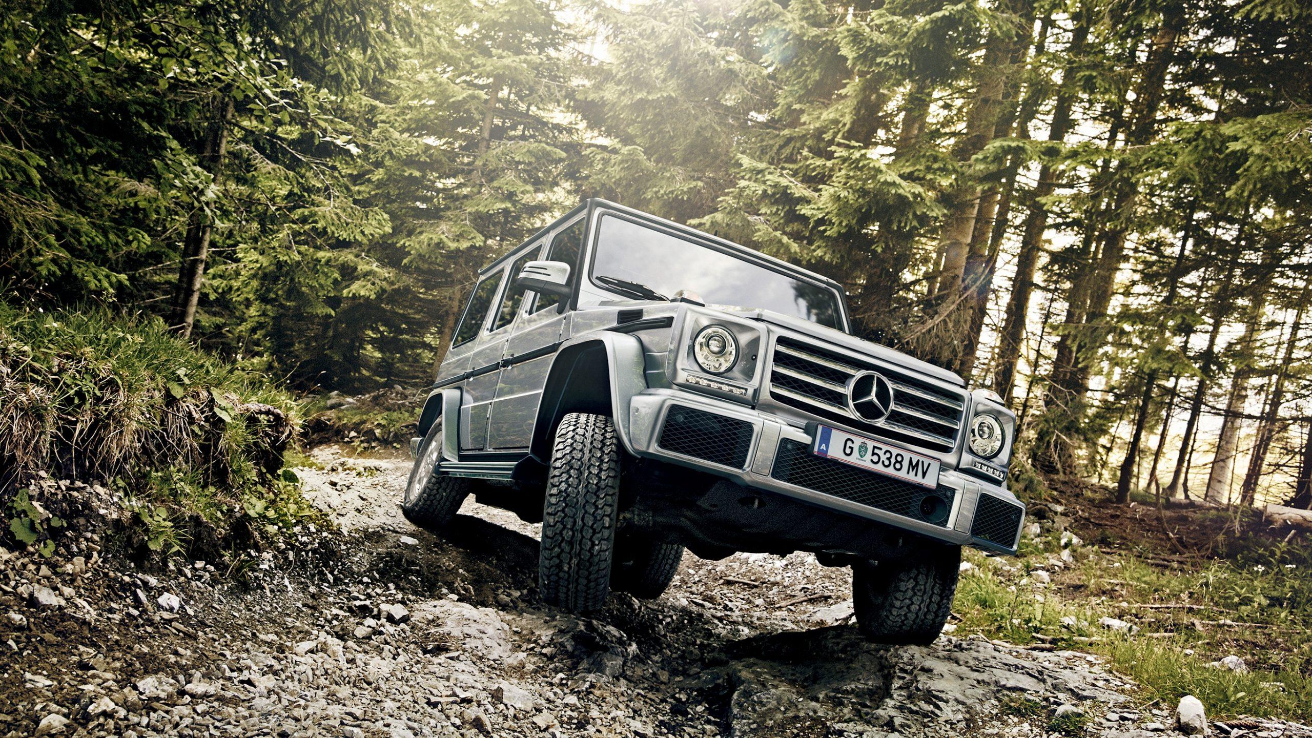 best off-road SUVs