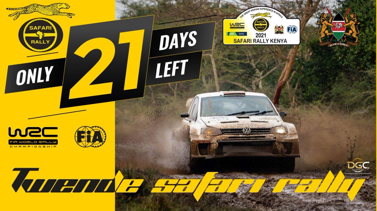 2021 Safari Rally