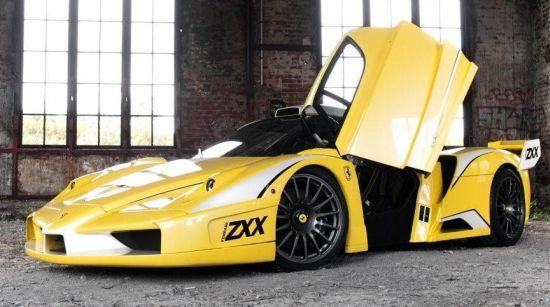 Edo competition revives Zahir Rana\u0027s Ferrari Enzo FXX, names