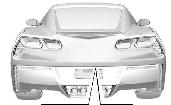 2014 Chevrolet Corvette C7 rear leaks 2