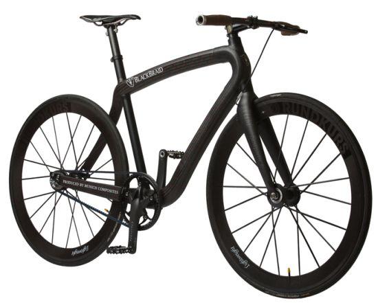 Blackbraid bike 3