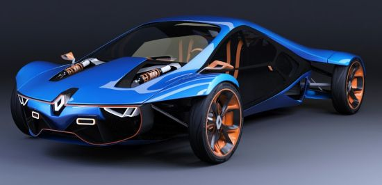 Renault Fly concept  5