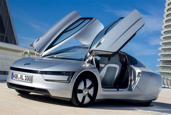 Volkswagen XL1 8