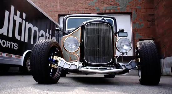 1932 Ford as most advanced hot rod