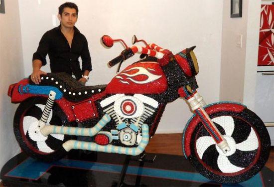 Cristiam Ramos Candy Motorbike