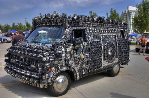 Car Mods that show incredible level of imagination - Auto Chunk