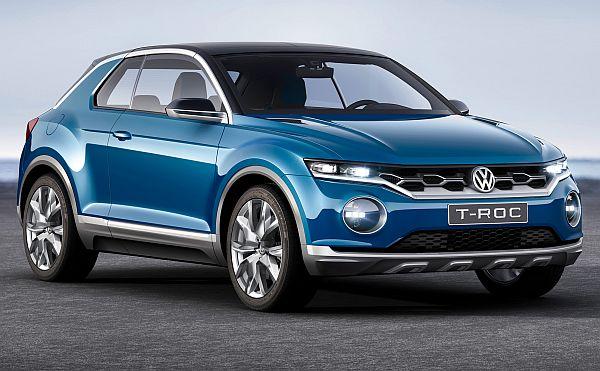 Volkswagen's T-Roc_1