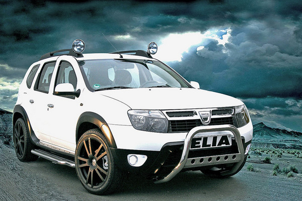 Dacia duster adventure edition launch at gms price for Dacia duster specifications