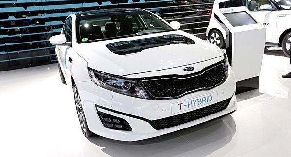 Kia Optima T- Hybrid