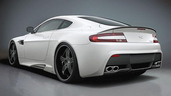 Aston Martin V8 Vintage
