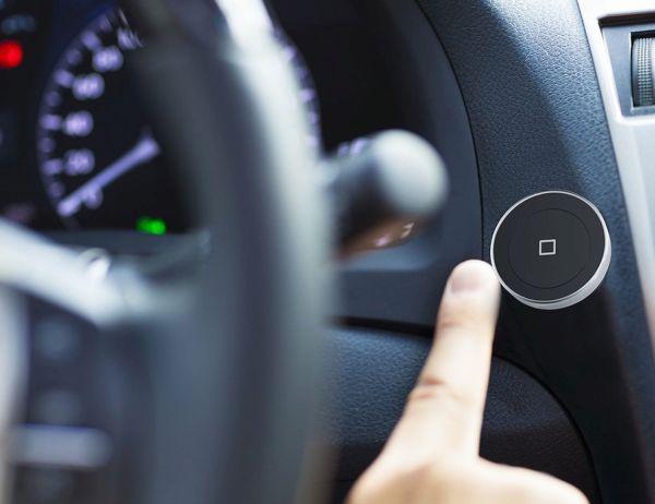 Car Gadgets - Bluetooth Home Button