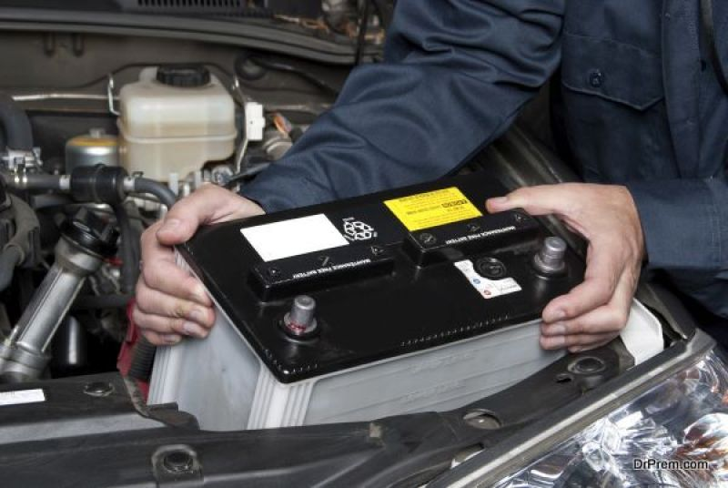 Battery-care